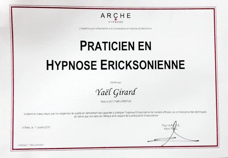 une nouvelle vie dans l'hypnose grâce à mon handicap